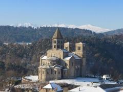 Saint Nectaire et son église