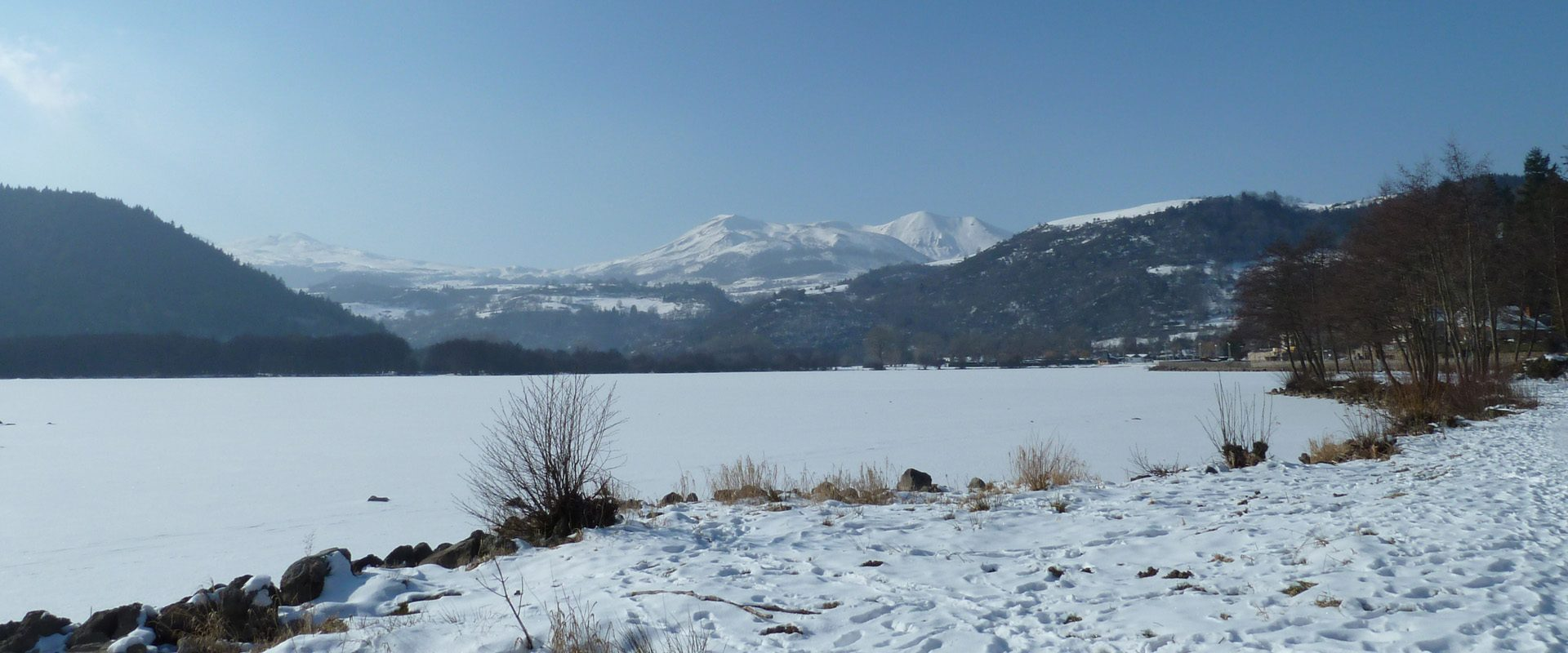 Gites Les Chenets - Lac Chambon